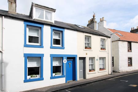 Charming Fisherman's Cottage - Lower Largo - Haus