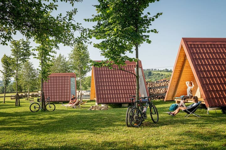 Boutique Glamping Village