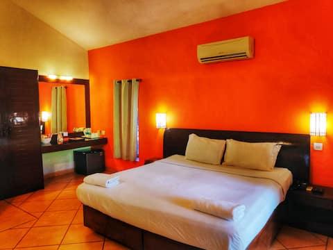 Deluxe Room Dudhsagar Spa Resort