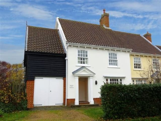 Salt Cellar Cottage - Aldeburgh - Aldeburgh - Huis