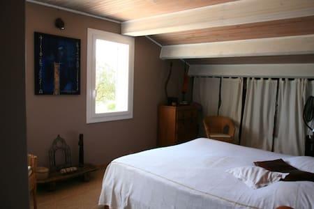 La chambre propriétaire - Sommières