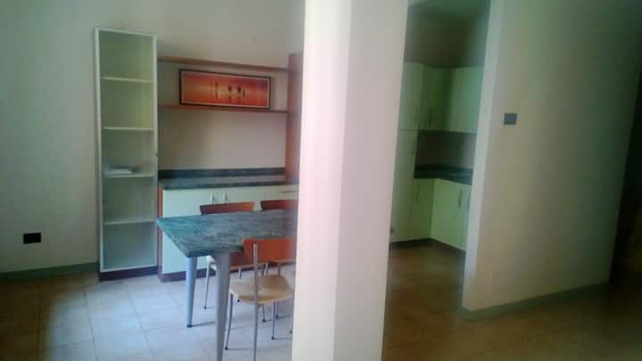 Holiday apartment in city center