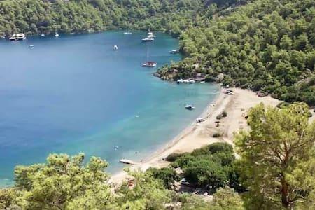 Fresh flat near Aegean Coast w pool - Dalaman