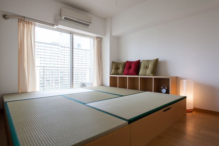 North part of Tokyo Saitama city central area. - Saitama City Central Area  Kamiotiai  - Apartament