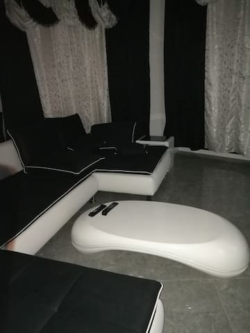 The White Glass House, Relaxation, ventilated area