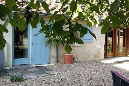 Charmante maison à la campagne - Sasnières