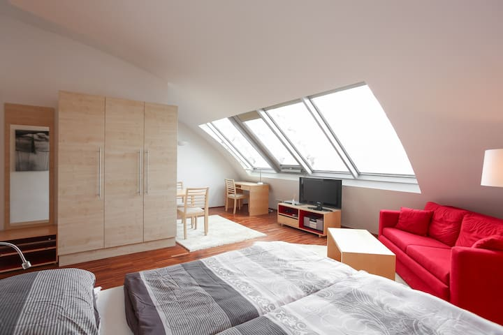 AIR-CONDITIONED Penthouse in Center - Vienna - Lejlighed