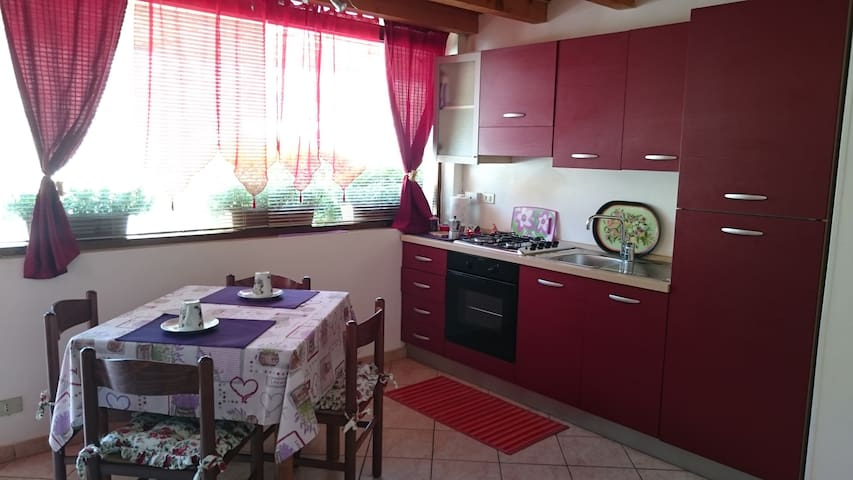 "Apartment ""La Quiete"" - Picedo - Pis"