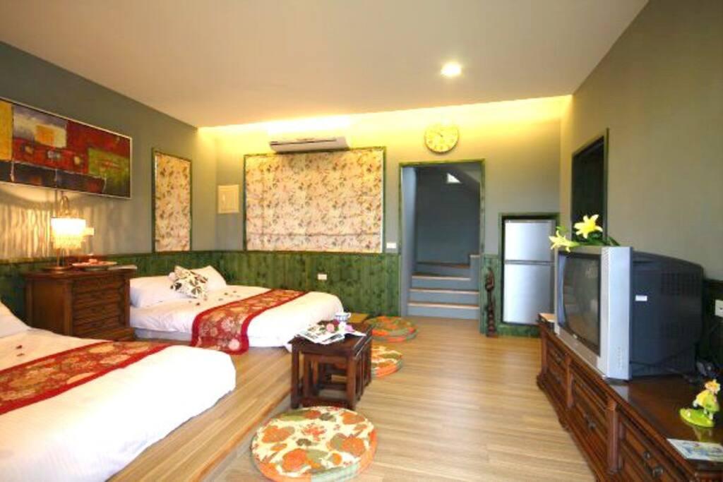 房間裝飾-1樓
