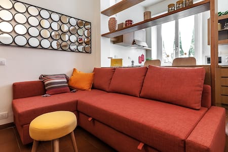 ELEGANT & BRIGHT CERTOSA 1 BEDROOM