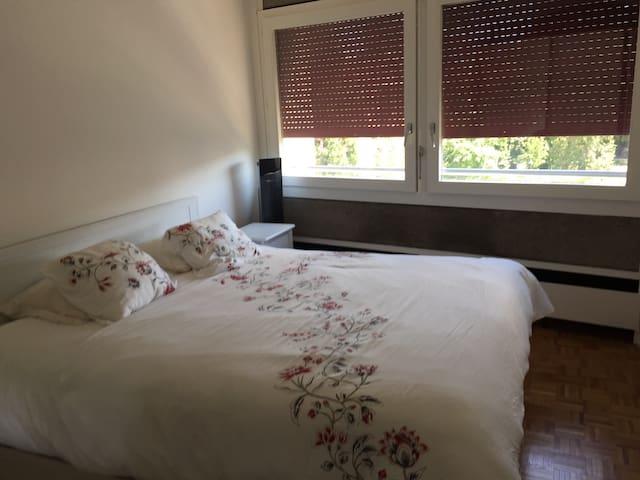 Sofa-bed in amazing apartment - Ženeva - Byt
