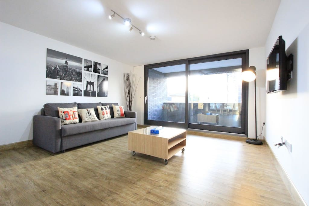 Stunning 3rd Floor One Bed Close To Marble Arch Serviced