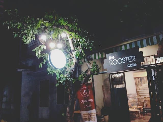 Rooster 1-home away from home, near Airport, Etown - Tân Bình - Casa