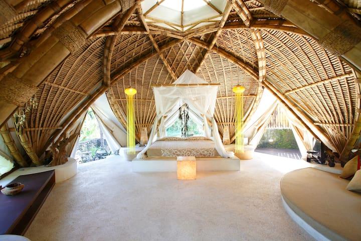 Villa Akasha, Bio-Architected Eco Luxury Dome