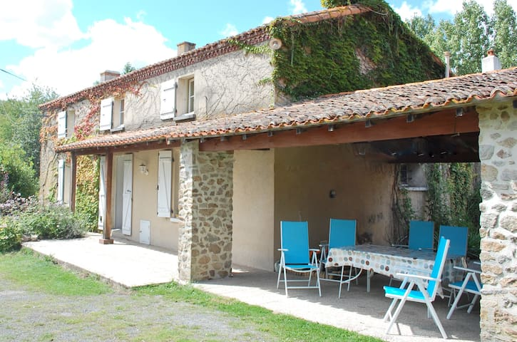 Le Moulin de Bardéas - Chiché - Apartament