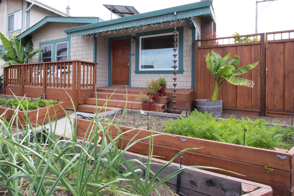 Zen eco cottage near the beach houses for rent in santa cruz california united states - Impressive house with tranquil environment to get total relaxation ...
