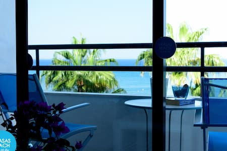 Krasas Beach - Studio with Sea View - Larnaca - Appartement