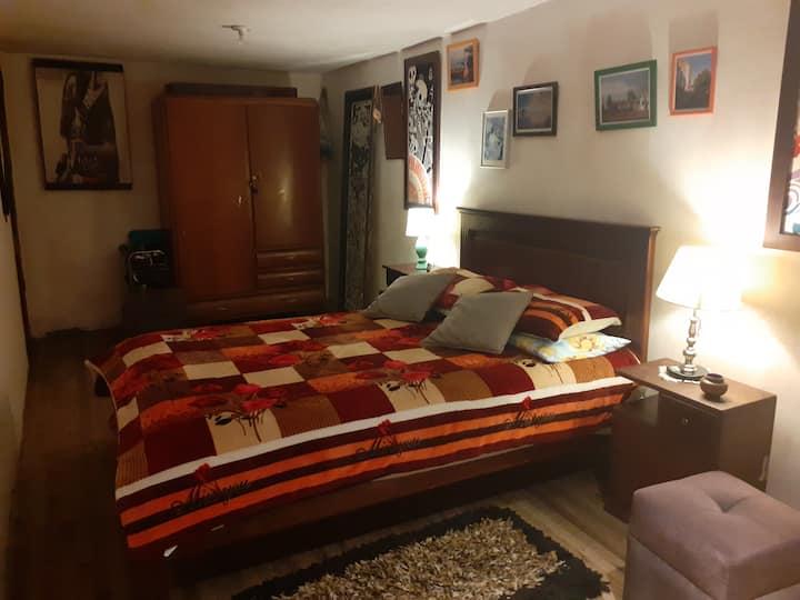 Alojamiento confortable en el centro de otavalo