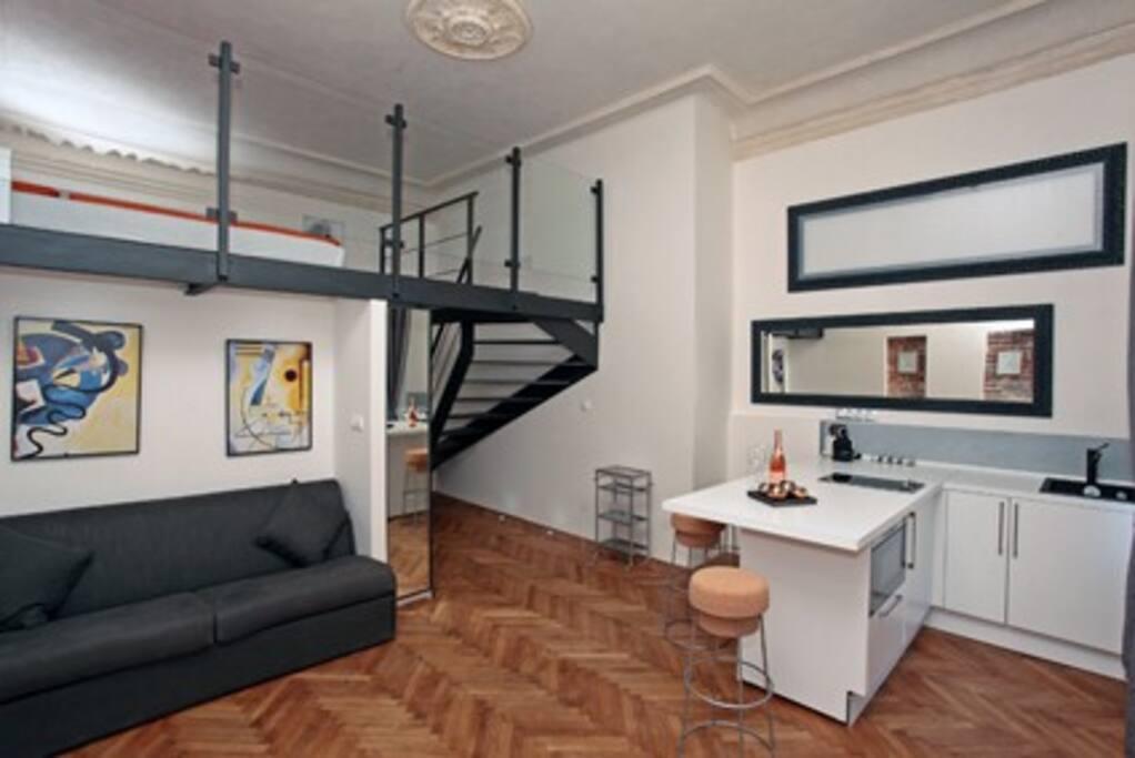 Appartement A Louer Prague