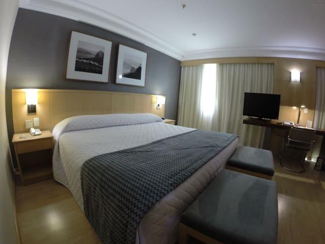 Apart-Hotel de Luxo na Barra