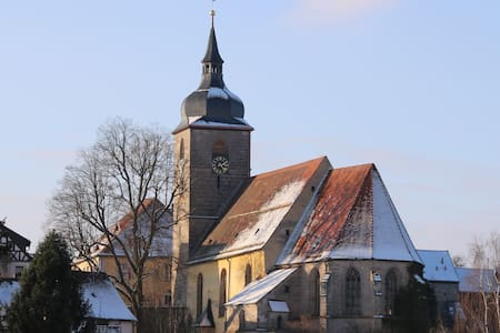 liebevolles Appartement in Creußen bei Bayreuth