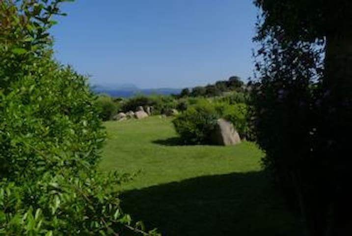 MITICO, GORGEOUS AND PEACEFUL - Cala di Volpe - Apartamento