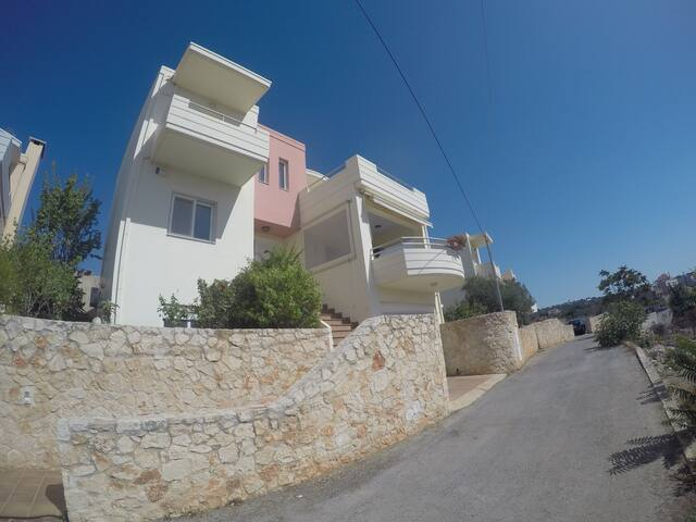 Alexandra House   BOOK NOW FOR WINTER PRICES! - Chania - Talo
