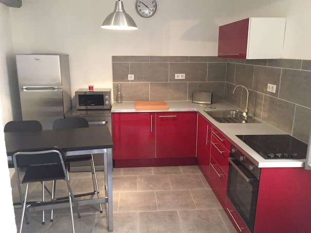 Cosy apartment in Sablet - Sablet - Apartment