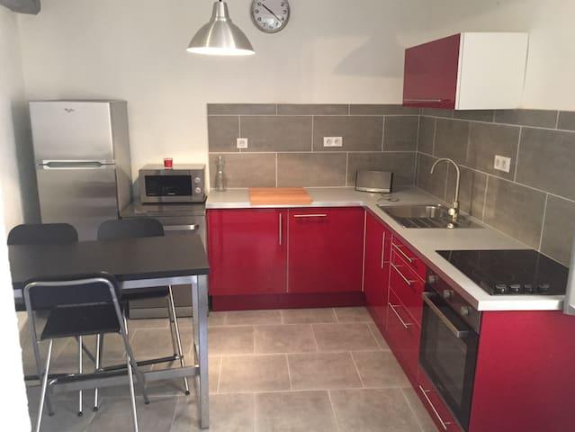 Cosy apartment in Sablet - Sablet - Apartemen