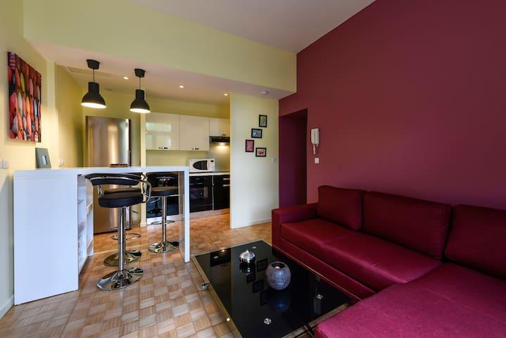 Appartement 10 min de bordeaux apartments for rent in for Appartement merignac