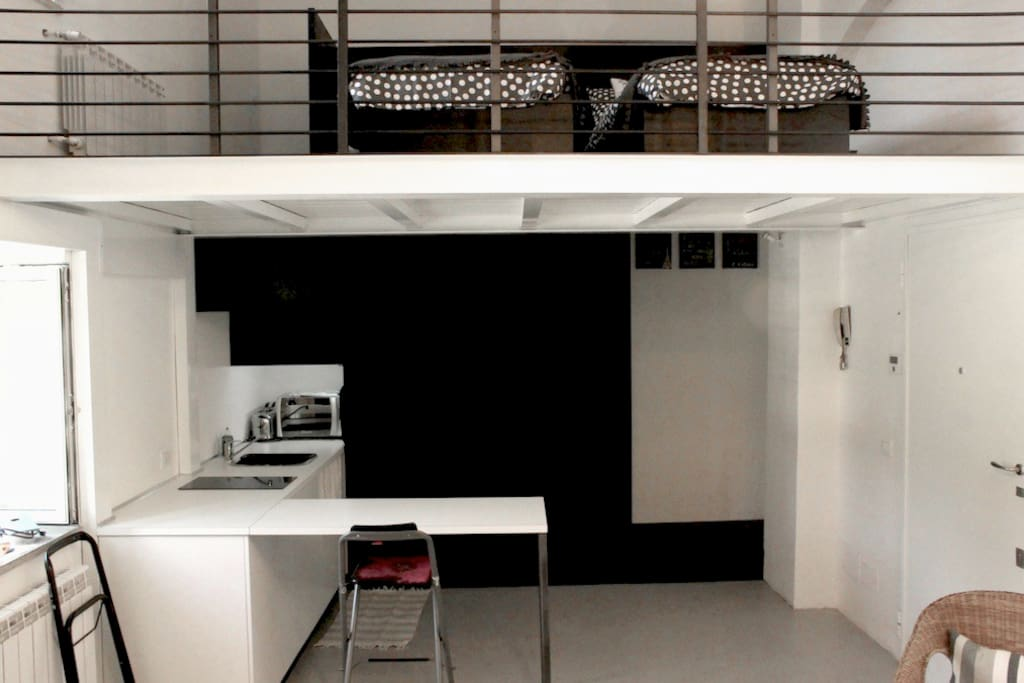Kitchen / Loft