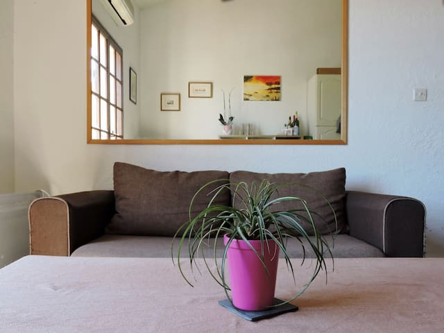 Studio duplex en bord de mer - Saint-Cyr-sur-Mer - Condominium