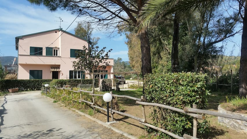 Pink Country House, Baratti-Sterpaia-Riotorto-Elba - Piombino - Appartement