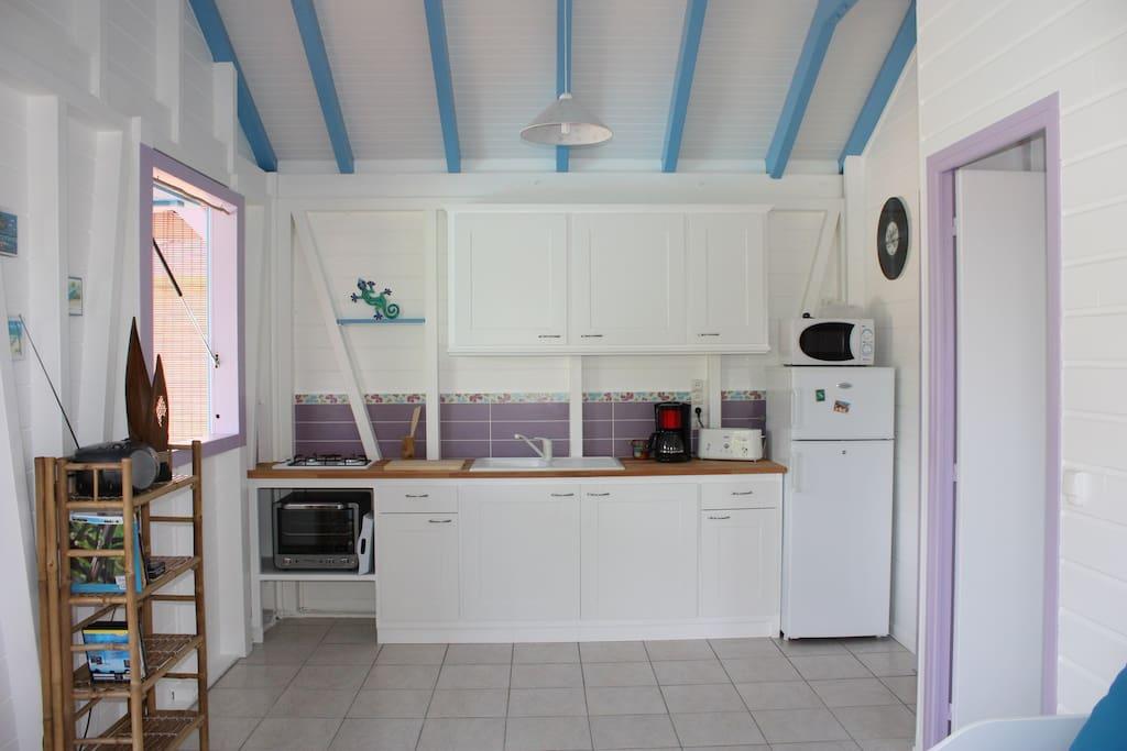 Kaz cannelle villa cr ole avec piscine privative villas for Marie galante chambre d hote