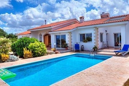 Villa Morfo - Latsi Area (Paphos) - Poli Crysochous
