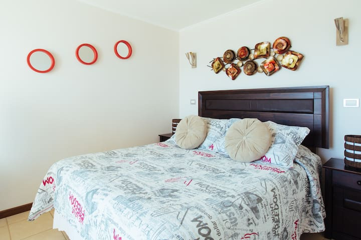 ESPECTACULAR DEPTO CON VISTA AL MAR - Coquimbo - Apartamento