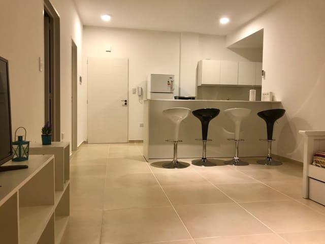 Moderno apartamento en tigre centro