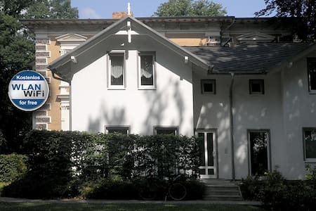 FeWo 'Remise' Heringsdorf - Apartment