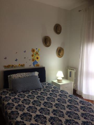 Camera begonia blu 2 - Città Metropolitana di Roma - Appartement