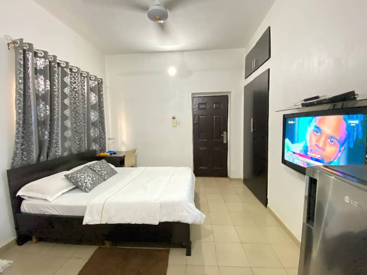 Portable,Clean & Affordable Studio Room@ Utako Abj
