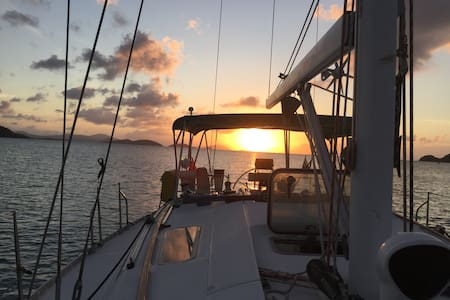 Loving Life On Luna! - Cruz Bay - Boot