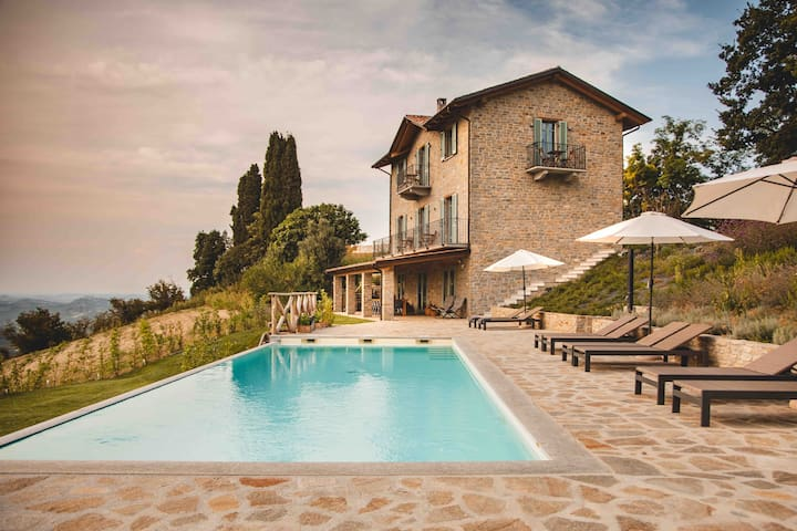 Vigna Rocchetta - New Luxury House - Infinity Pool