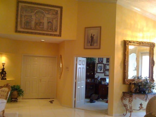 Golf Course Luxury Home - Coral Springs - Dom