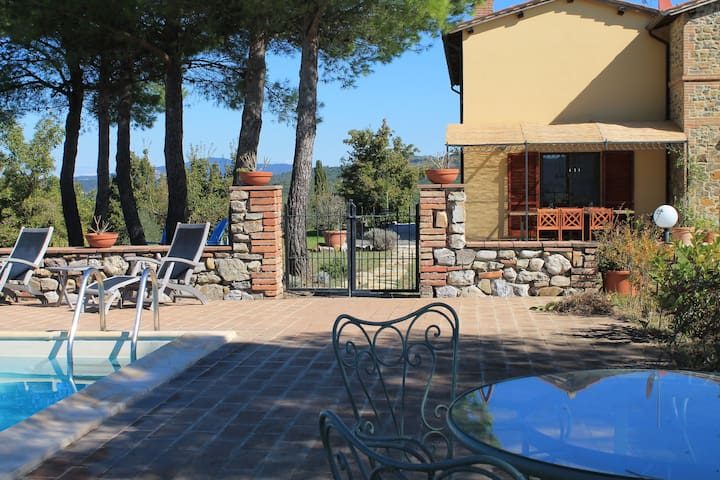 La Dolce Vista Special Summer Pricing 8/6 $1900 - Ficulle - Casa