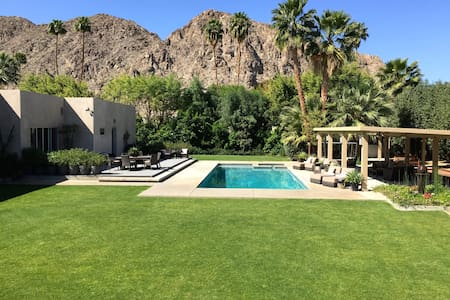 Mountain View Retreat - Secluded 1 acre Estate - La Quinta - Casa