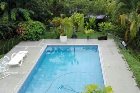 Vista mar Uvita. - Uvita, Puntarenas Province, CR - House