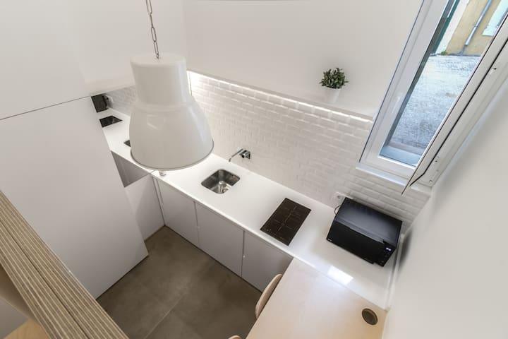 Style, privacy & comfort - Standard Studio