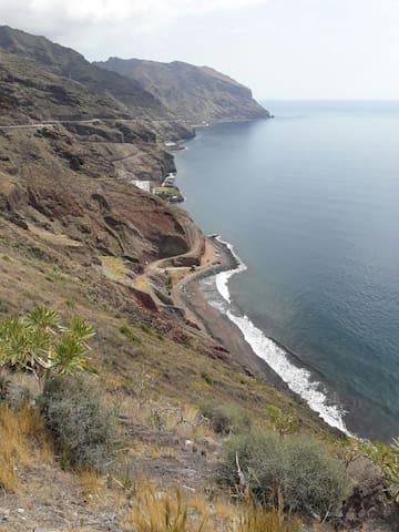 Tranquilidad descanso playa natural - El Suculum - Lyxvåning