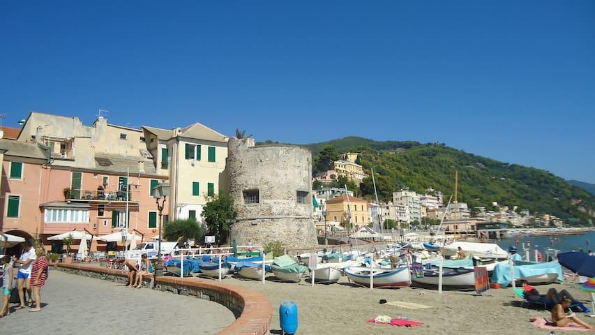 Tranquillo monolocale vicino al borgo e al mare - Laigueglia