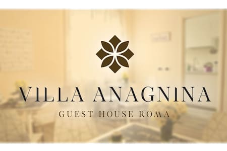 Villa Anagnina, Guest House Rome - ローマ